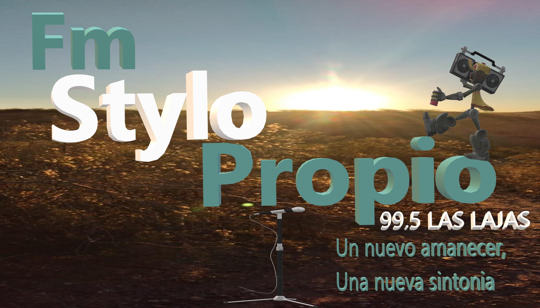 Stylo Propio 99.5